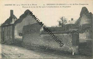 Broussy-le-Grande - Rue du Bas
