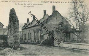 Broussy-le-Grande - la Rue du Bas