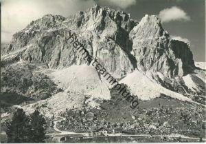 Albergo Passo Falzarego - Foto-Ansichtskarte Grossformat - Verlag Albergo Passo Falzarego