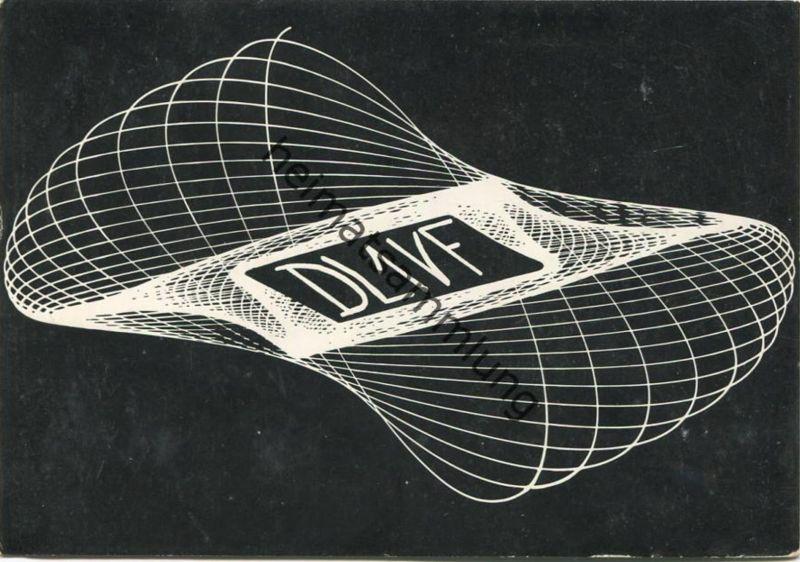 QSL - Funkkarte DL1VF - Singen - 1964