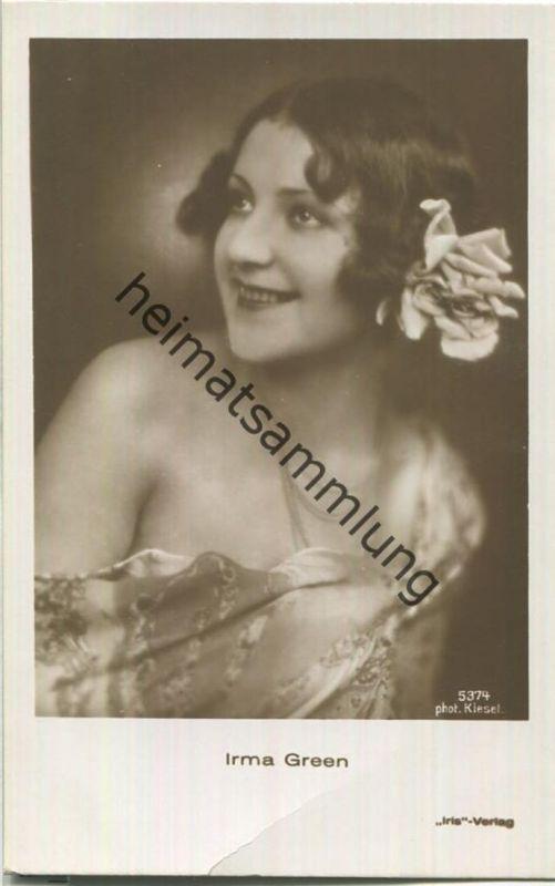 Irma Green - Verlag Iris / Amag Albrecht & Meister AG Berlin Nr. 5374