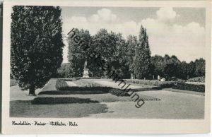 Szczecinek - Neustettin - Kaiser-Wilhelm-Platz - Verlag Schöning & Co Lübeck