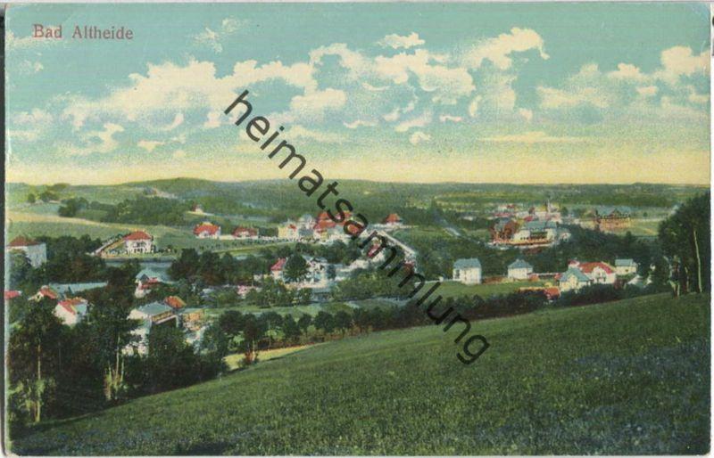 Bad Altheide - Gesamtansicht - Verlag C. Neumann Glatz