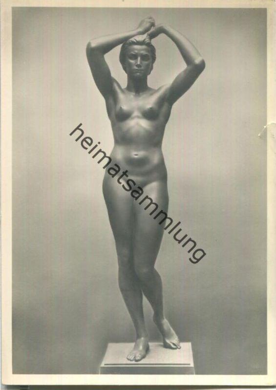Mädchen - Hermann Zettlitzer - Grosse Berliner Kunstausstellung 1942 in der Nationalgalerie zu Berlin
