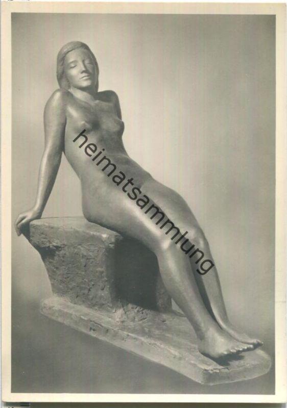 Träumende - Chrysille Janssen - Grosse Berliner Kunstausstellung 1942 in der Nationalgalerie zu Berlin