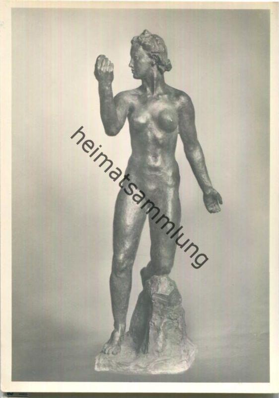 Fortuna - Georg Kolbe - Grosse Berliner Kunstausstellung 1942 in der Nationalgalerie zu Berlin