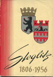 Berlin Steglitz 1806-1956 - 120 Seiten mit vielen Abbildungen - viel Werbung