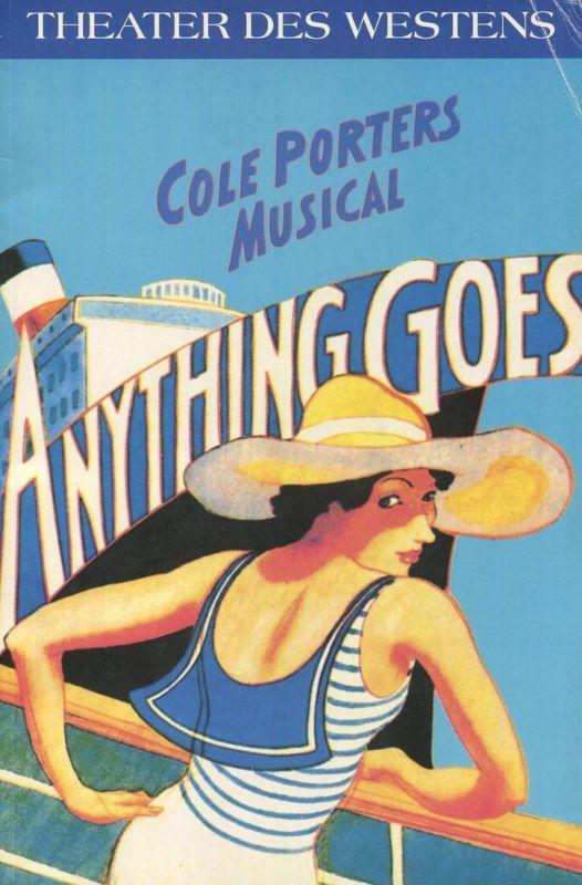 Berlin - Theater des Westens - Cole Porter Musical