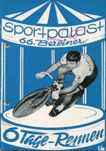 Berlin - Sportpalast - Programmheft 66. Berliner 6 Tage-Rennen 1970 - 84 Seiten mit vielen Abbildungen