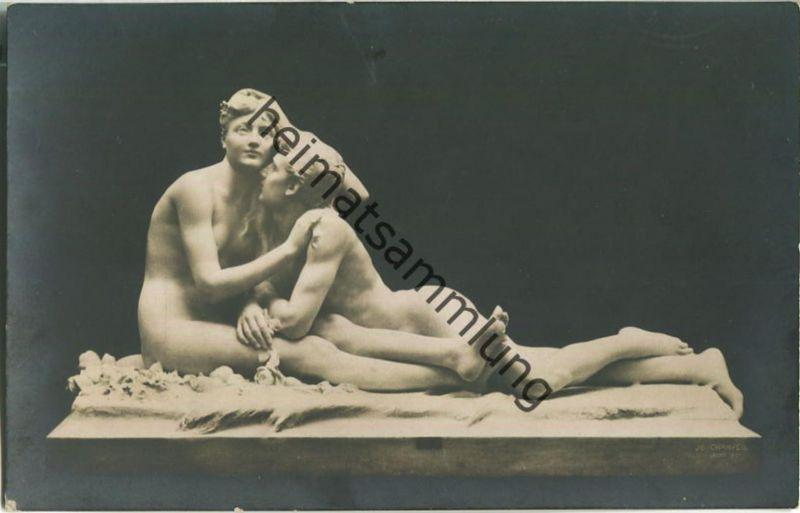 J. B. Champeil - Lifvets var - Skulptur