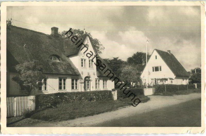 Wyk auf Föhr - Nordsee-Kinderhaus Michelmann - Foto-Ansichtskarte - Verlag Hans-Daniel Ingwersen Wyk auf Föhr