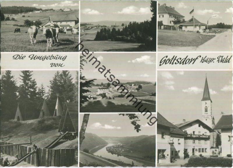 Untergriesbach - Gottsdorf - ADAC-Ferienzentrum - Verlag Harald Tschernich Nürnberg