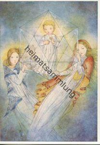 Sulamith Wülfing - Kristall - Serie 4 Bild 1 - Sulamith Wülfing-Verlag Wuppertal-Elberfeld 1966