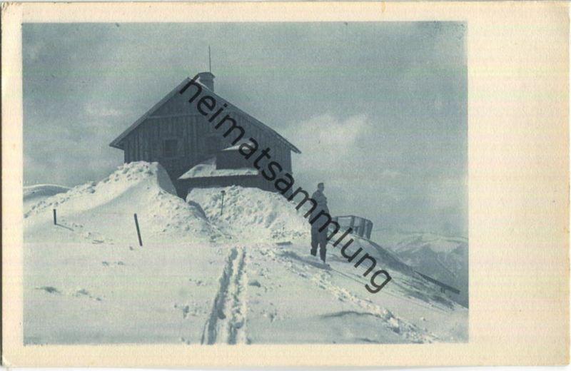 Statzerhaus am Hundstein - Verlag Österreichischer Touristenclub