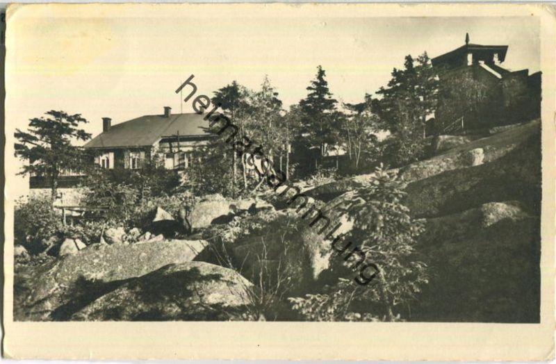 Kösseinegipfel - Verlag L. Sauerbrey Wunsiedel