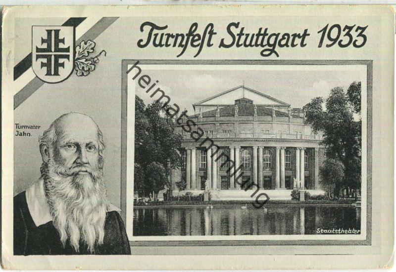 Stuttgart - Turnfest 1933