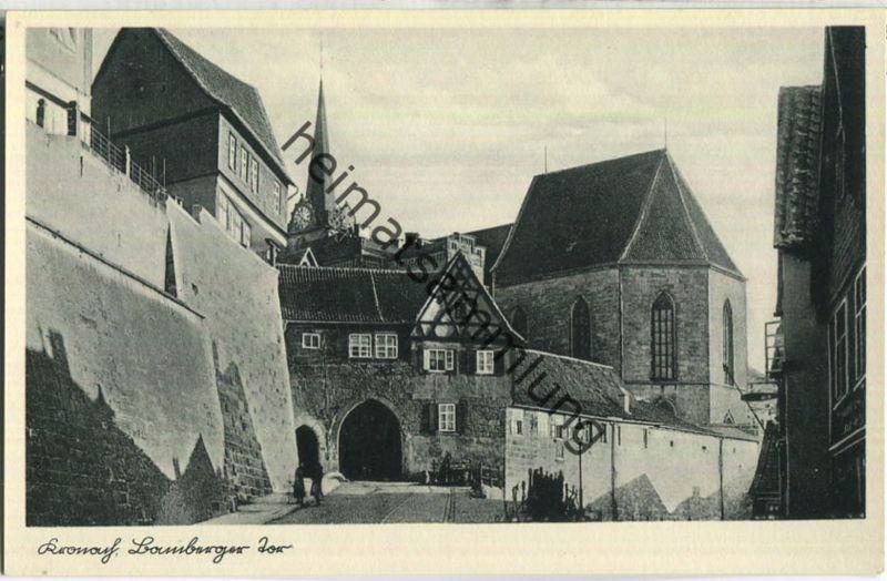 Kronach - Bamberger Tor - Verlag Joseph Hospe Staffelstein