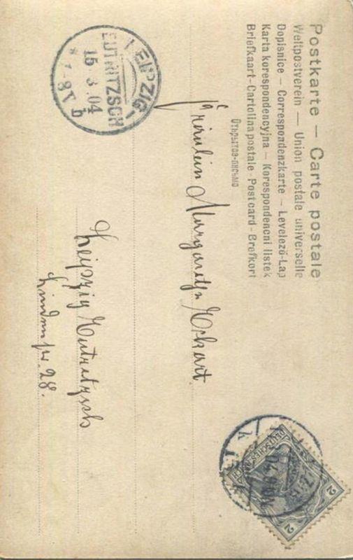 Bademode - Strandmodel gel. 1904 1