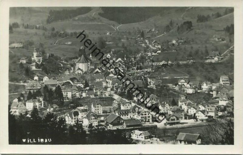 Willisau - Foto-AK