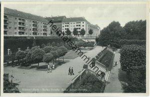 Berlin-Neukölln - Körner-Park - Selke-Straße Ecke Jonas-Straße - Verlag J. Goldiner Berlin 30er Jahre