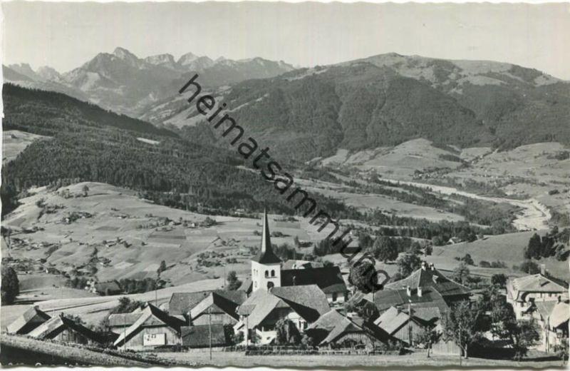 Guggisberg - Foto-AK - Verlag W. Wenger Riggisberg