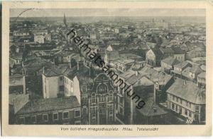 Mitau - Vom östlichen Kriegsschauplatz - Totalansicht - K. D. Feldpostexped. des Oberkommandos der 8. Armee 9.8.1916