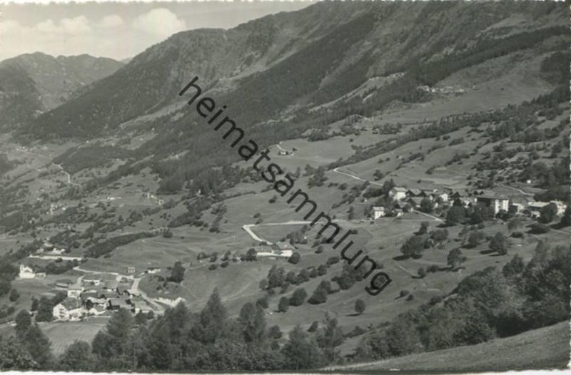 Catto - Lurengo - Foto-AK - Verlag W. Borelli Airolo gel. 1967