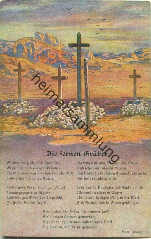 Die fernen Gräber - deutsche Soldatengräber in Südwestafrika - Kolonialkriegerdank e. V.