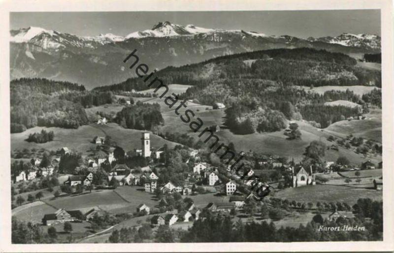 Heiden - Foto-AK - Verlag Hausamann Heiden gel. 1958