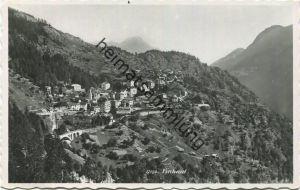 Finhaut - Foto-AK - Edition Perrochet Lausanne gel. 1938