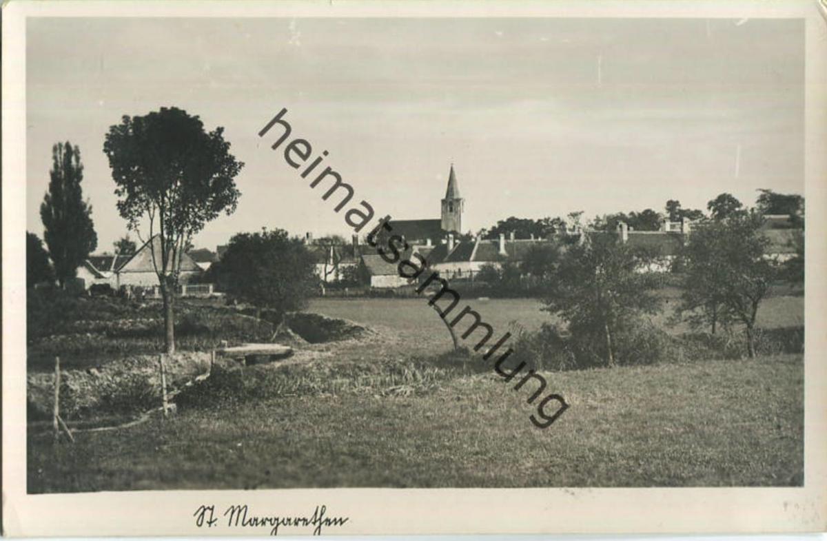 Sankt Margarethen - Burgenland - Foto-Ansichtskarte