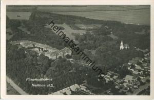 Halbturn - Fliegeraufnahme - Burgenland - Foto-Ansichtskarte