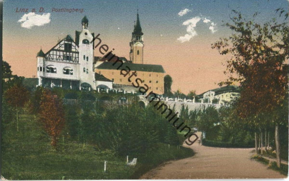 Linz - Pöstlingberg - Verlag Ottmar Zieher München