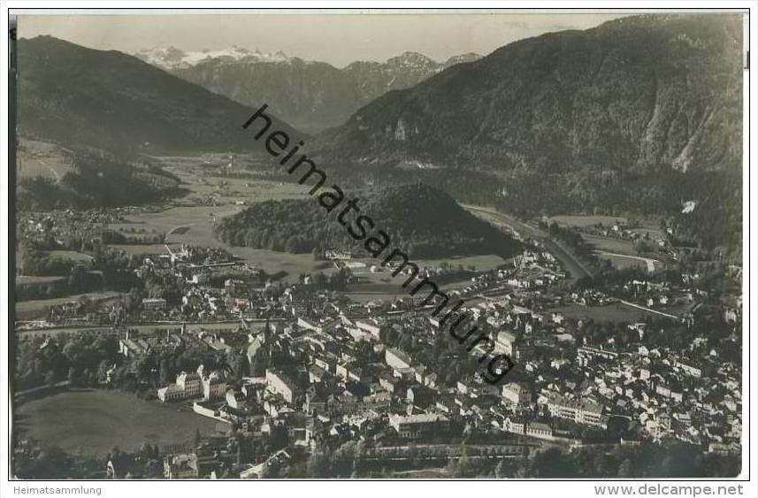 Bad Ischl mit Dachstein