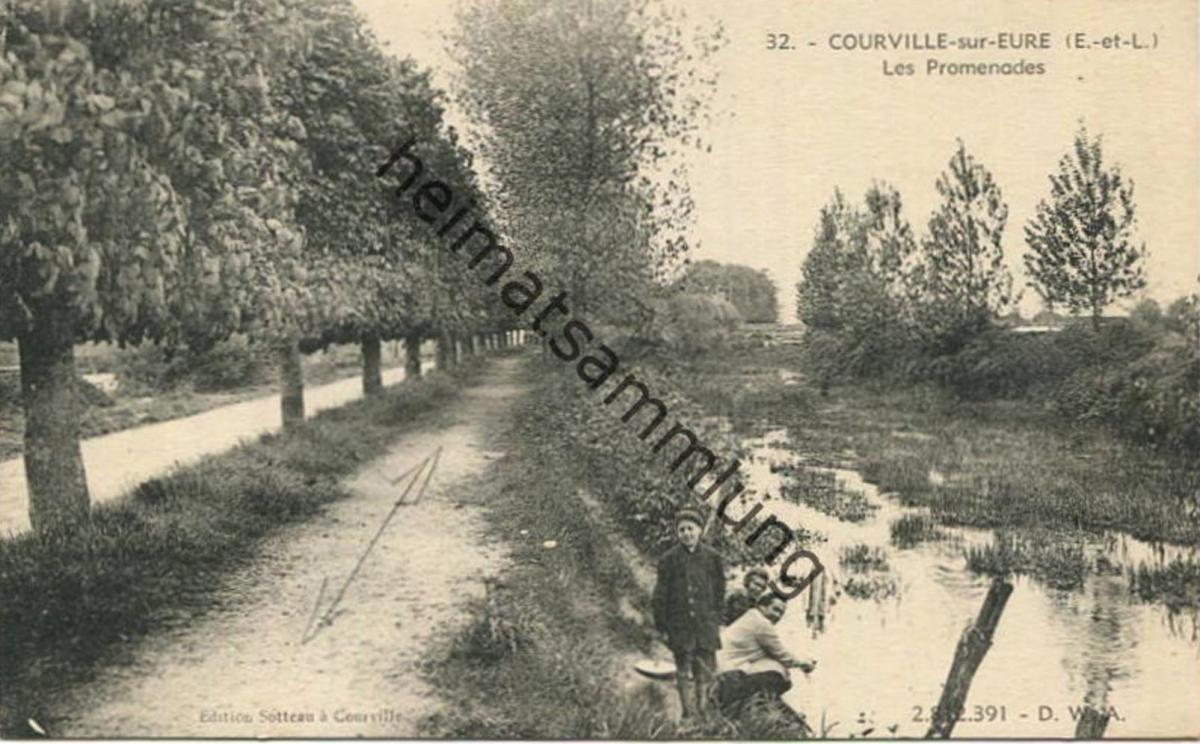 Courville-sur-Eure - Les Promenades