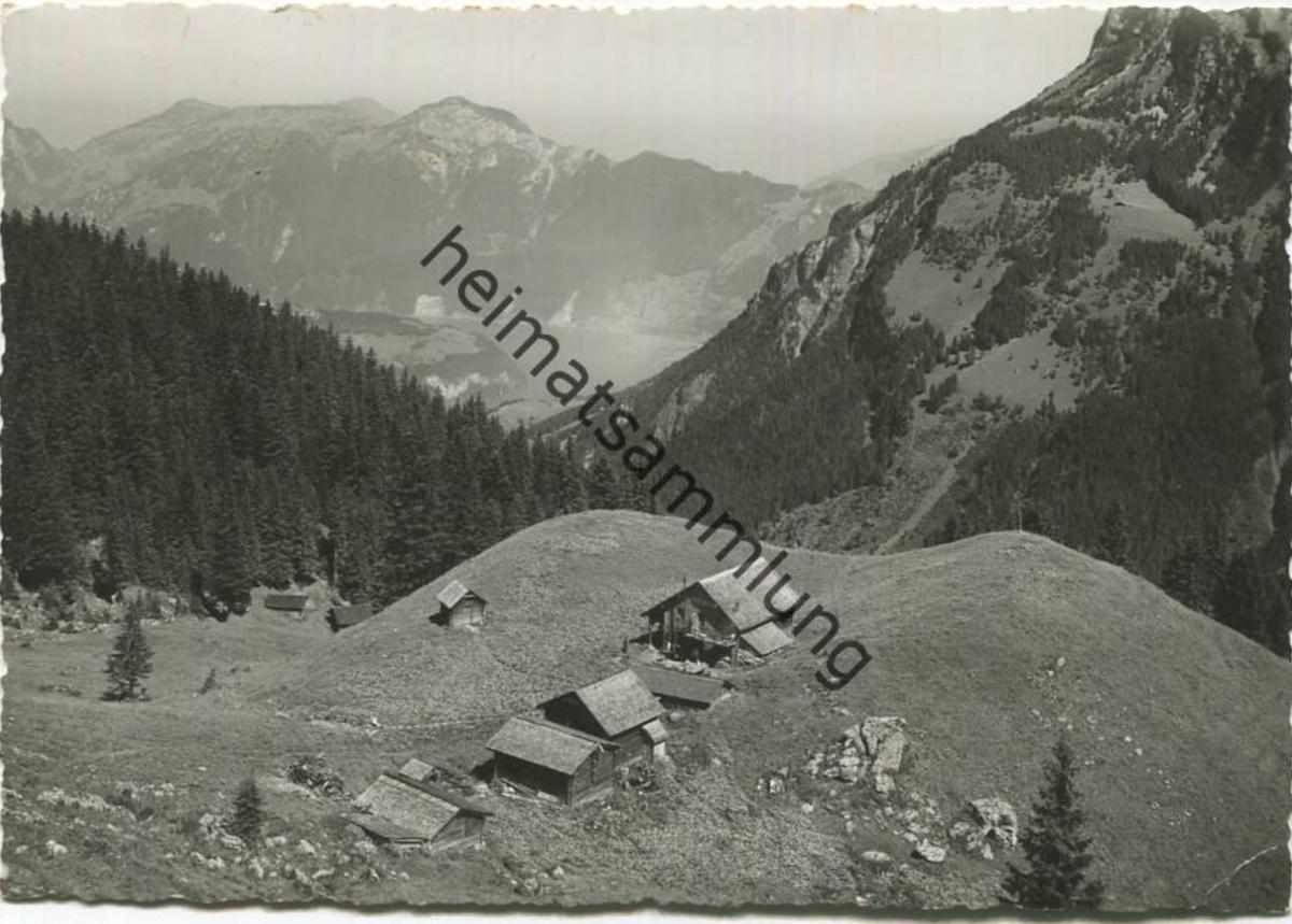 Rophaien Hütte des Alpina Touristen-Club Zürich - Foto-AK Grossformat - Verlag Globtrotter Luzern