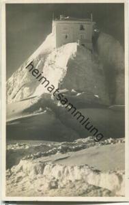 Observatorium Säntis - Foto-Ansichtskarte