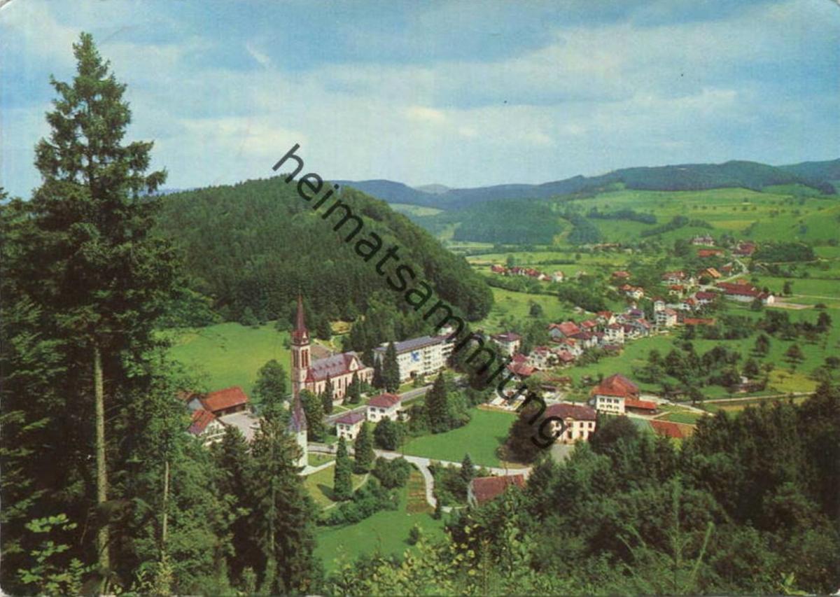Dussnang - AK Grossformat - Verlag Foto-Gross St. Gallen - gel. 1964