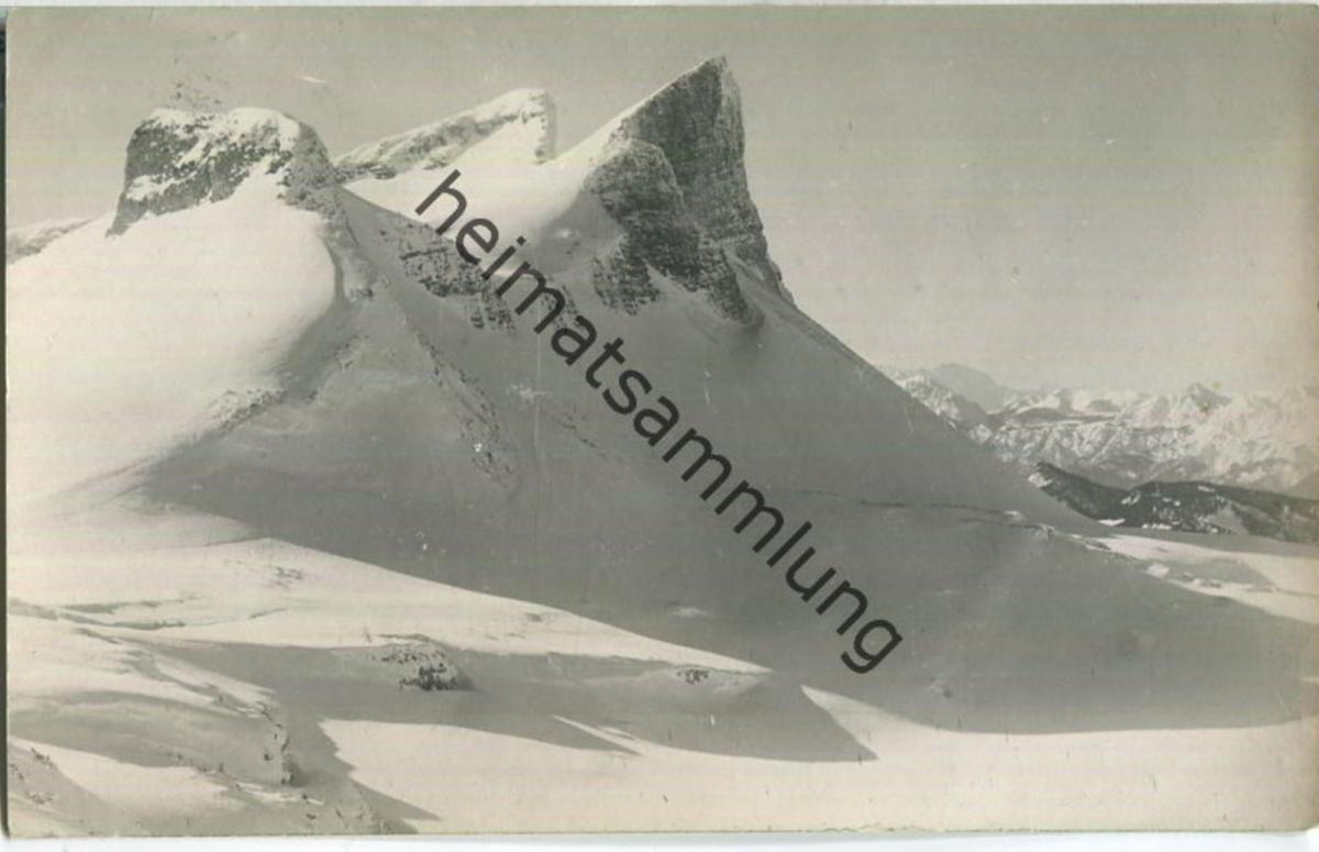Altaussee - Angstecken - Foto-AK 20er Jahre - Verlag Jos. Kain Mitterndorf