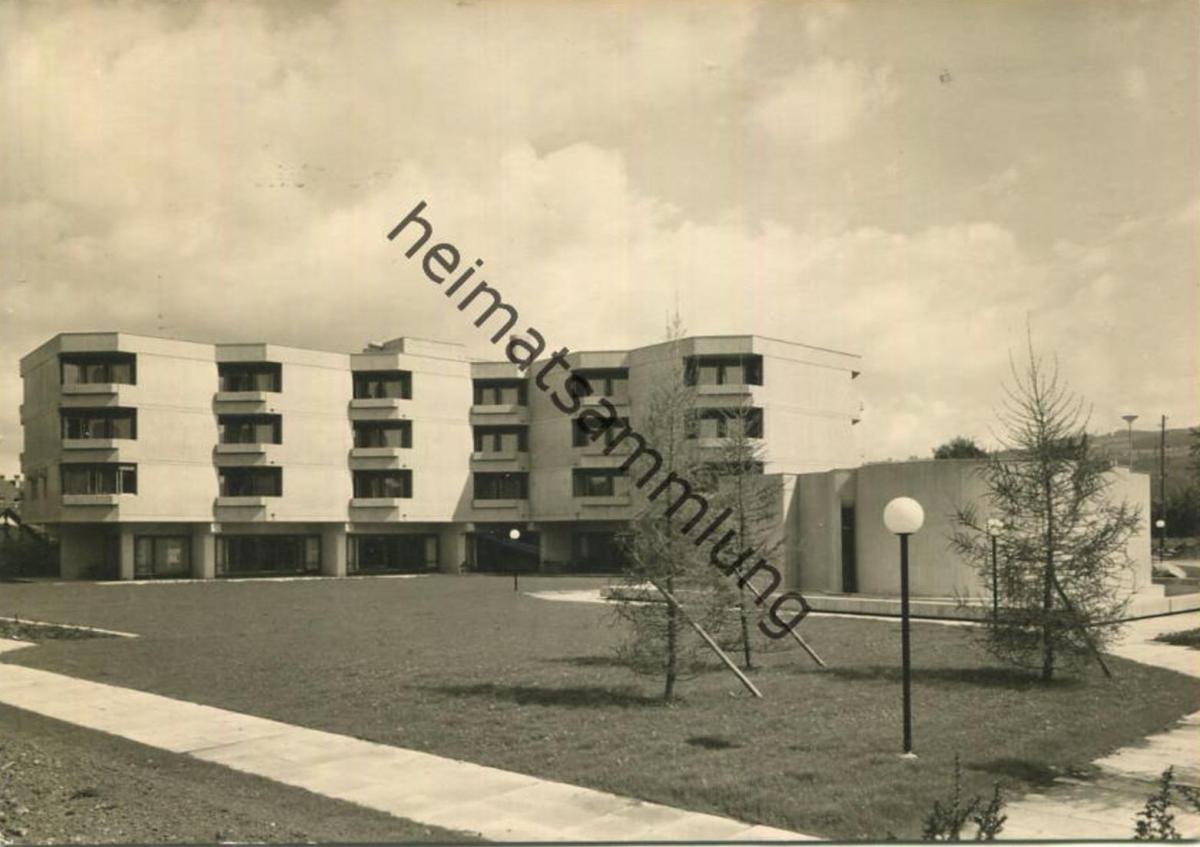 Sursee - Alters- und Pflegeheim St. Martin - St. Martinsgrund - Foto-AK Grossformat gel. 1971