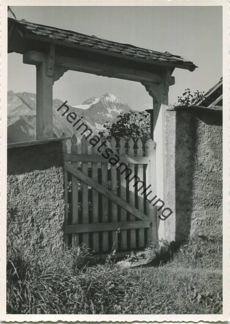 Elm - Foto-AK Grossformat - Verlag E. Steimle Zürich 1942 0