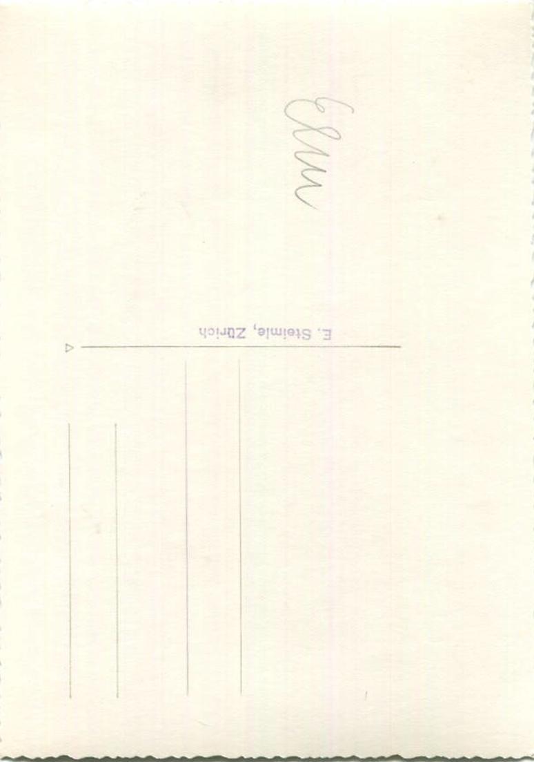 Elm - Foto-AK Grossformat - Verlag E. Steimle Zürich 1942 1