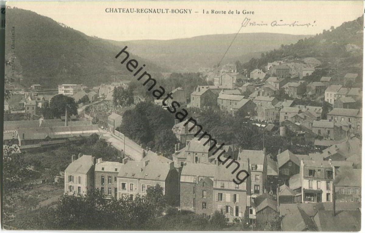 Chateau Regnault-Bogny - La Route de la Gare