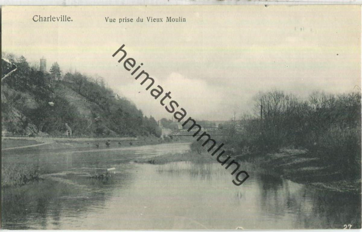 Charleville - Vieux Moulin - Verlag Gaspillage Charleville
