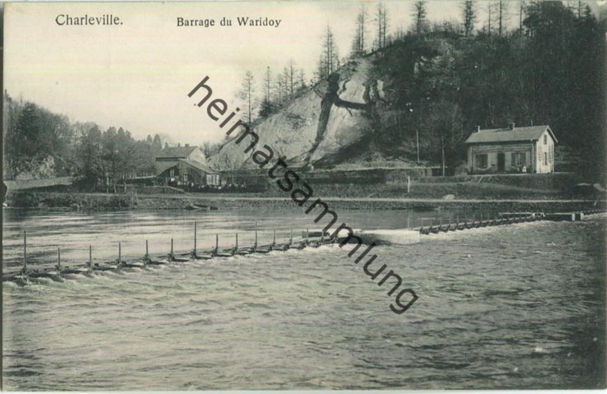 Charleville - Barrage du Waridoy - Verlag Gaspillage Charleville