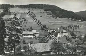 Bärenwil bei Langenbruck - Foto-AK - Verlag Hugo Kopp Zürich gel. 1967