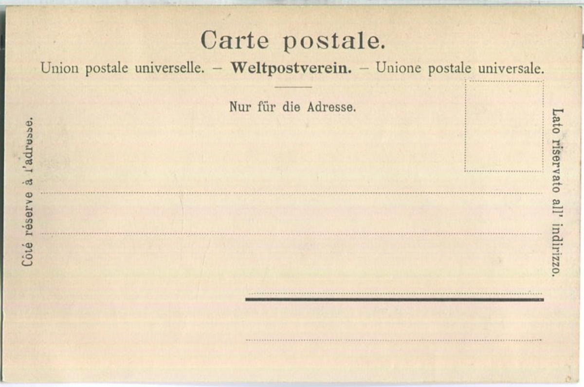 Galenstock - Nägelisgrätlis - Verlag E. Gabler Interlaken 1