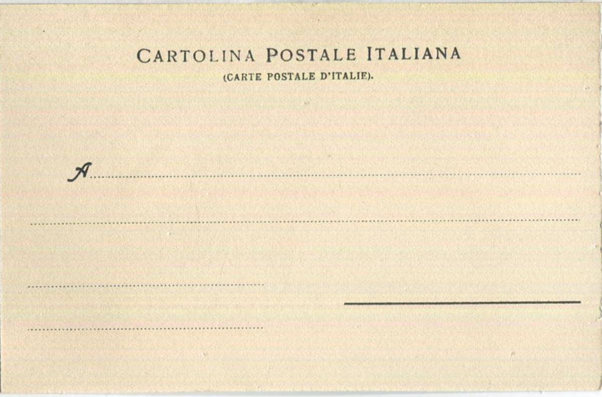 Napoli - Il Castel dell' Ovo - Verlag E. Ragozino Napoli 1