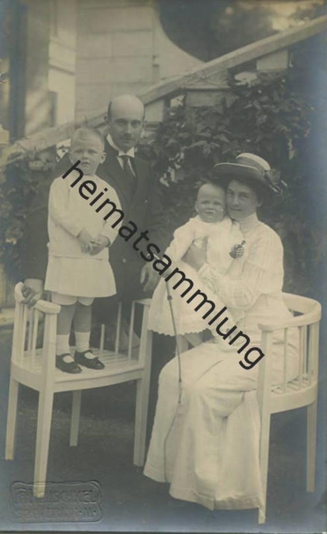 Großherzog und Großherzogin von Mecklenburg-Schwerin Erbgroßherzog Friedrich Franz und Herzog Christian Ludwig - Verlag
