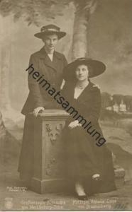 Grossherzogin Alexandra von Mecklenburg-Schwerin - Herzogin Victoria Luise von Braunschweig - Verlag NPG